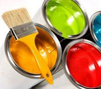 Чтобы качественно покрасить объект необходимо подобрать подходящую кисточку
