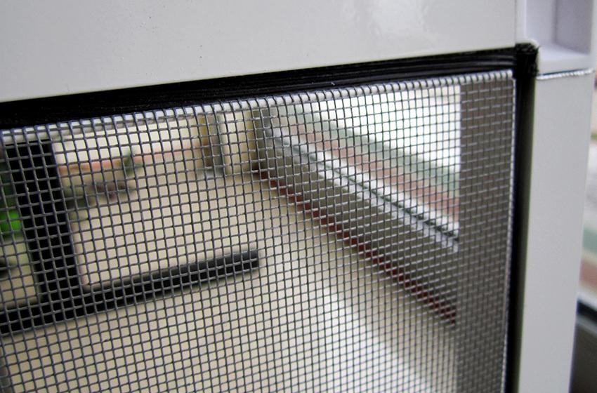 Сетки для защиты животных являются абсолютно безопасными для когтей