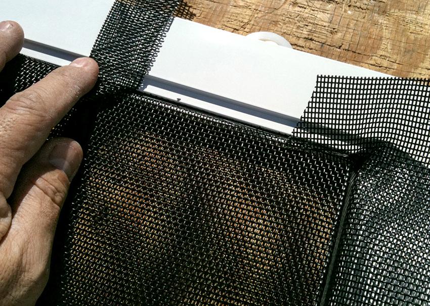 Сетки «антикошки» из алюминия могут быть подвержены коррозии