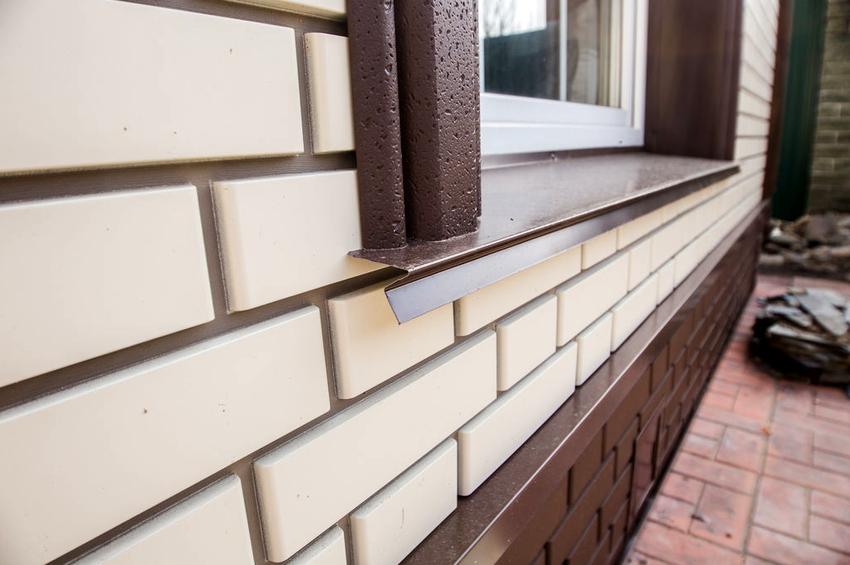 Металлические фасадные панели смотрятся презентабельно и красиво