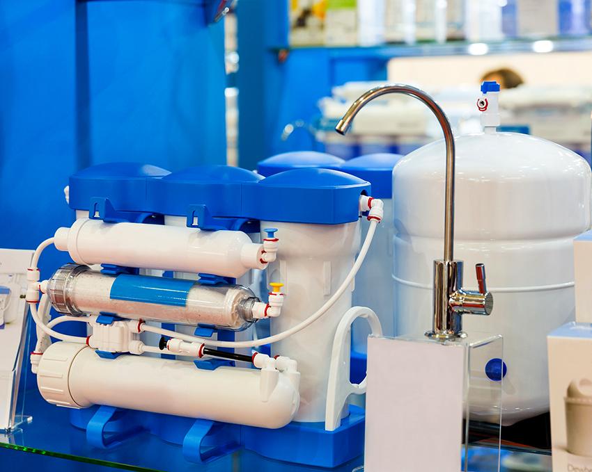 Фильтры для воды справляются с хлором, тяжелыми металлами, железом, магниевыми солями и другими нежелательными элементами
