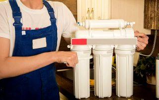 Магистральный фильтр для воды: оптимальный способ сделать воду чистой