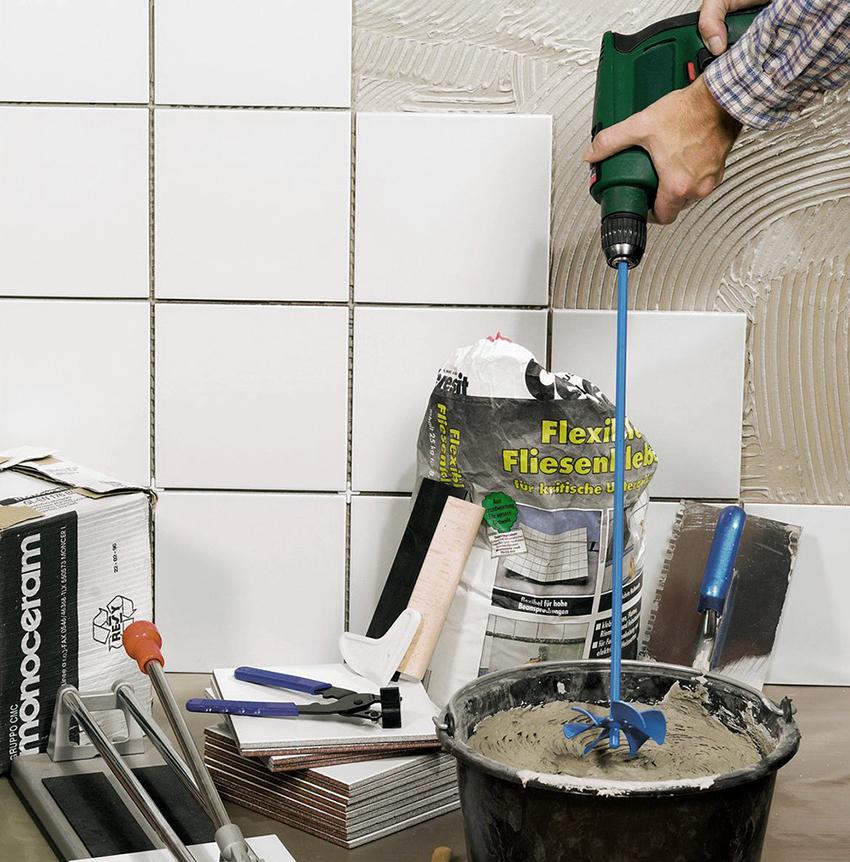Насадки на дрель различного назначения для работы в домашней мастерской