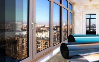 Пленка на окна от солнца как один из эффективных методов борьбы с жарой в помещении