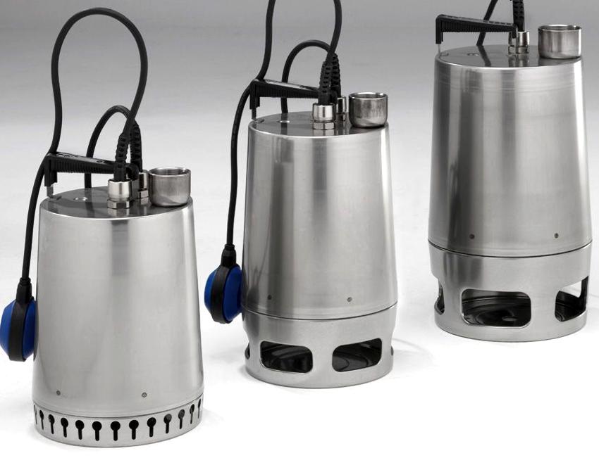 Модельный ряд насосов выпускаемых компанией Grundfos насчитывает несколько сотен моделей всех типов и разновидностей