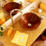 Раковина в ванной комнате: как объединить комфорт и интересный интерьер