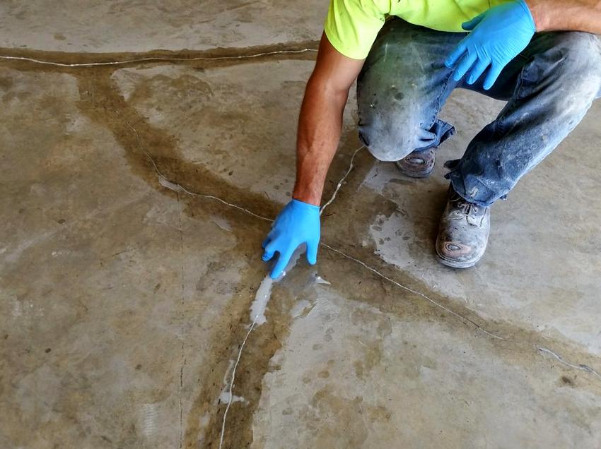Чем меньше дефектов бетонного пола в квартире, тем меньше будут финансовые и физические затраты