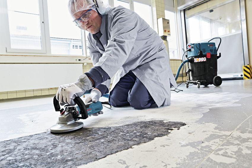 На стоимость шлифовки бетона влияет прочность, определяемая маркой бетона