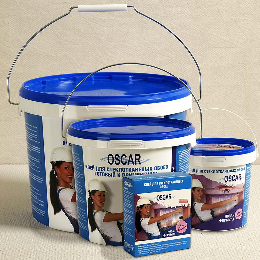Клей для стеклохолста Oskаr имеет множество положительных отзывов
