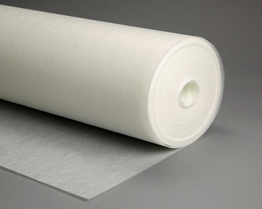 Стеклохолст также можно использовать в различных строительных и ремонтных сферах