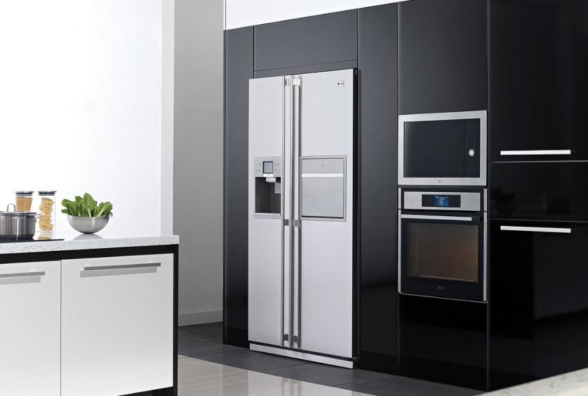 Большинство встраиваемых холодильников от компании Bosch имеют функции NoFrost