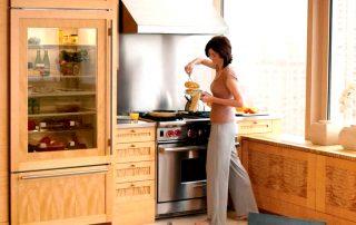 Встраиваемый холодильник: размеры и функционал наиболее популярных моделей