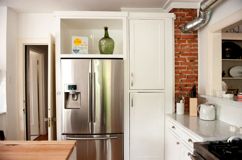 В линейке встраиваемых холодильников Bosch представлены изделия самых разных типов