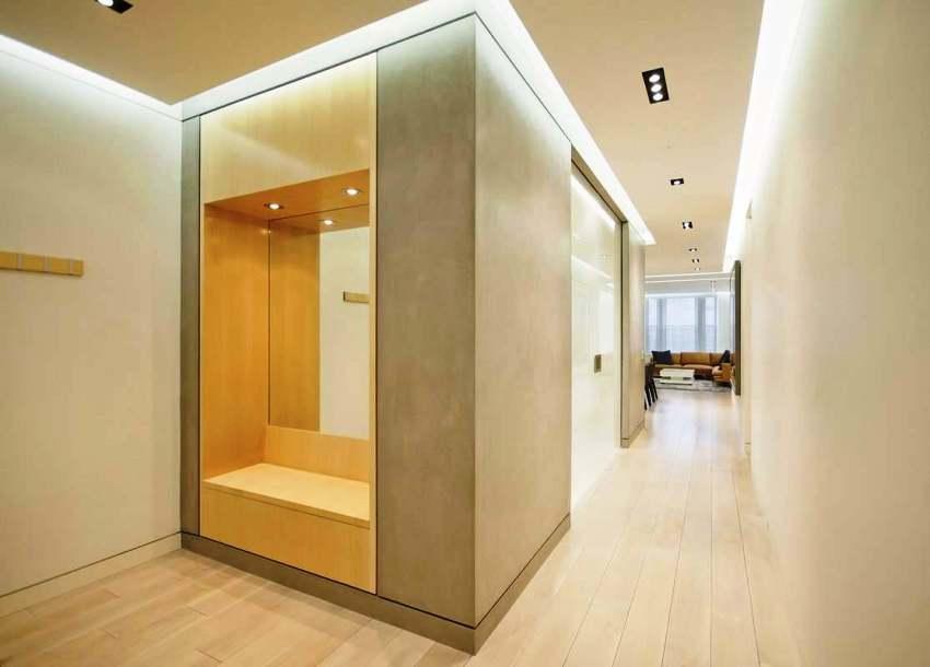 Даже для небольшой площади будь то коридор, санузел, кухня или офис, матовый натяжной потолок подходит как нельзя лучше