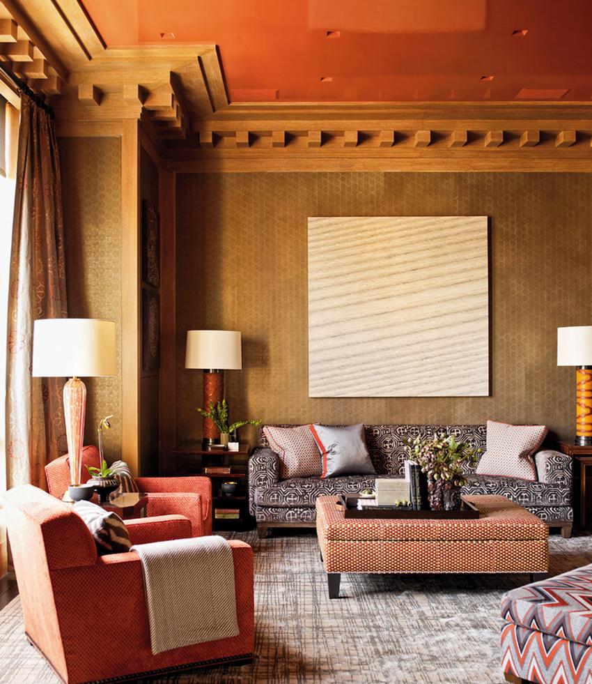 Натяжные потолки не рекомендуется использовать в низких помещениях
