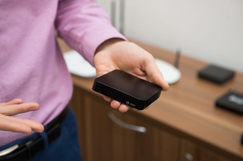 Вес большинства цифровых приставок для ТВ не превышает 100 г