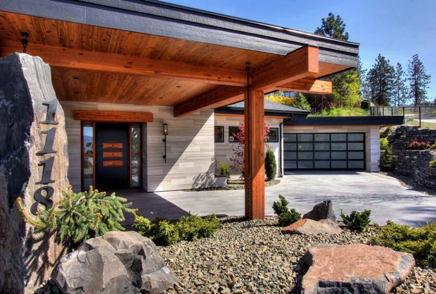 Дома П- и Г-образной формы являются оптимальным решением для больших семей
