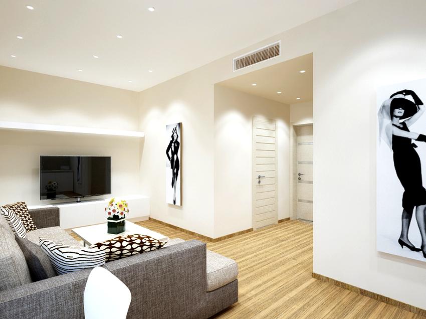 Сатиновые полотна будут отлично смотреться в гостиных, спальнях и даже в офисе