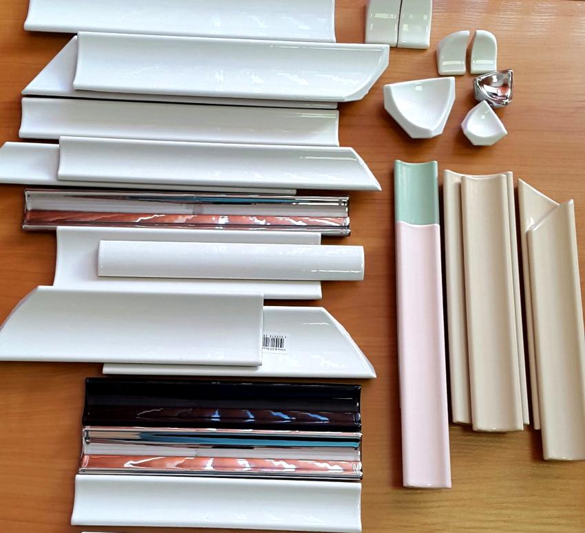 Благодаря твердой структуре и высоким качествам материала, керамические бордюры имеют наиболее долгий срок эксплуатации