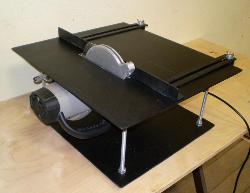Миниатюрный станок более функционален и безопасен при использовании