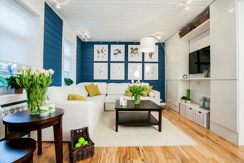 На сегодняшний день планкен можно встретить не только на фасаде зданий, но и в интерьере