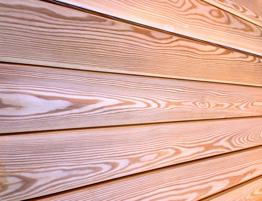 Стандартная длинна досок для отделки зданий колеблется в пределах 300-400 см