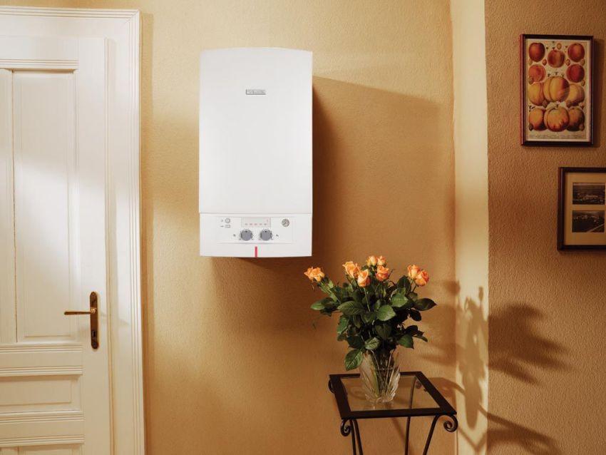 Двухконтурные котлы отапливают дом и обеспечивают горячее водоснабжения (ГВС) одновременно