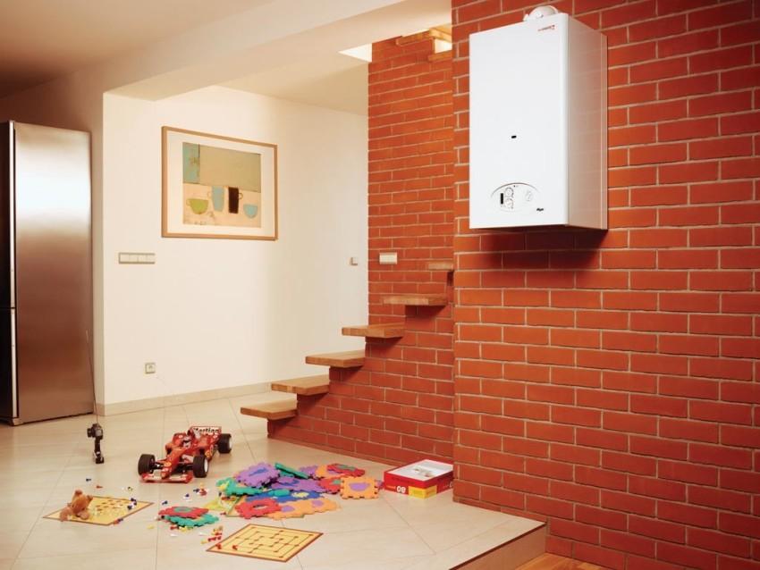 Газовые котлы — это идеальное решение для обогрева частных домов и других помещений с незначительными площадями