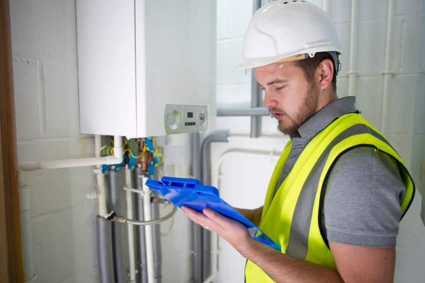 Перед тем как подключить котел к газовым коммуникациям, требуется предварительно получить разрешение газовой службы