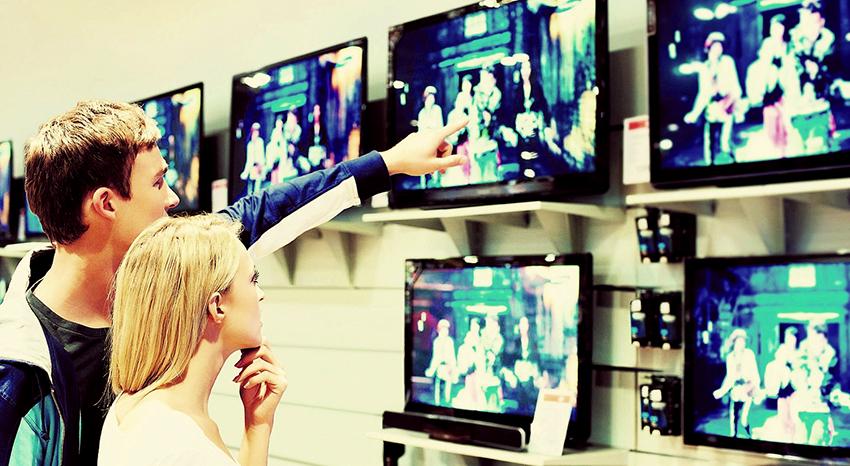 Узнать поддерживает ли телевизор DVB-T2 можно у продавца-консультанта в магазине