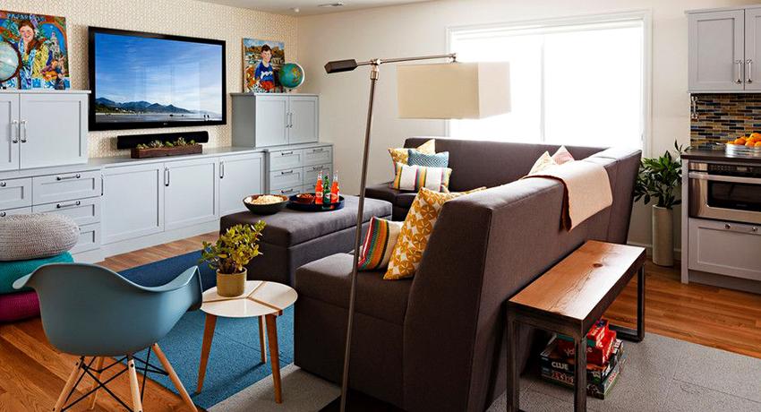 На какой высоте вешать телевизор на стену для удобного и безопасного просмотра