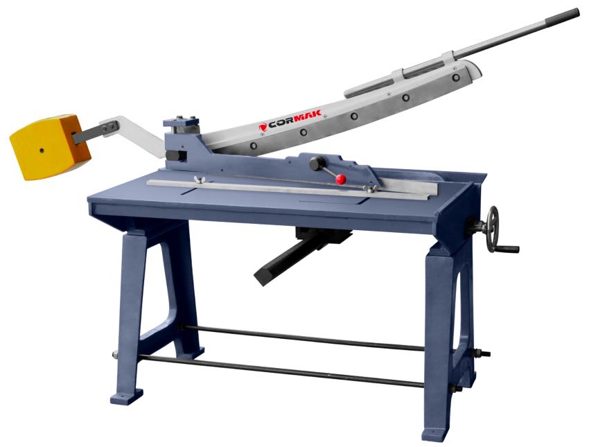 Гильотинные ножницы по металлу можно использовать в серийном производстве