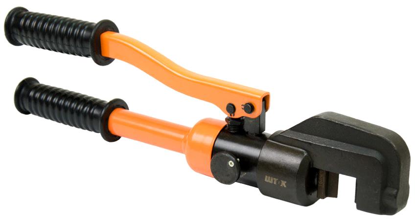 Гидравлические ножницы по металлу характеризуются мобильностью, автономностью и безопасностью