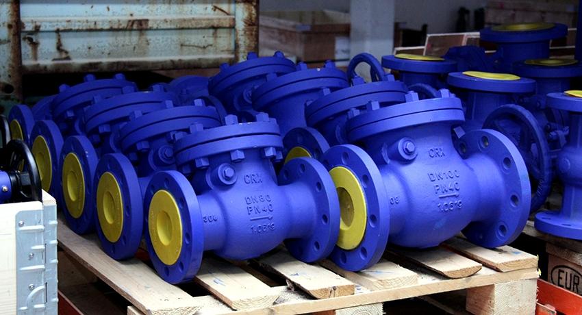 Типоразмер клапана подбирается исходя из диаметра канализационного трубопровода