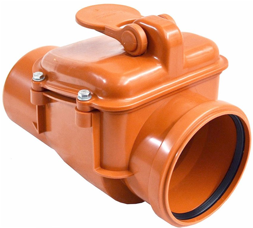 Обратный клапан характеризуется простотой конструкции, надежностью, эффективностью, долговечностью