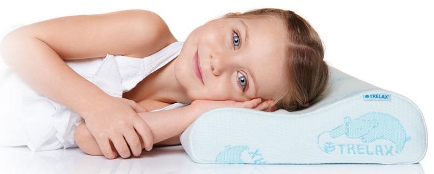 Поверхность подушек для малышей должна изготавливаться из хлопка или льна