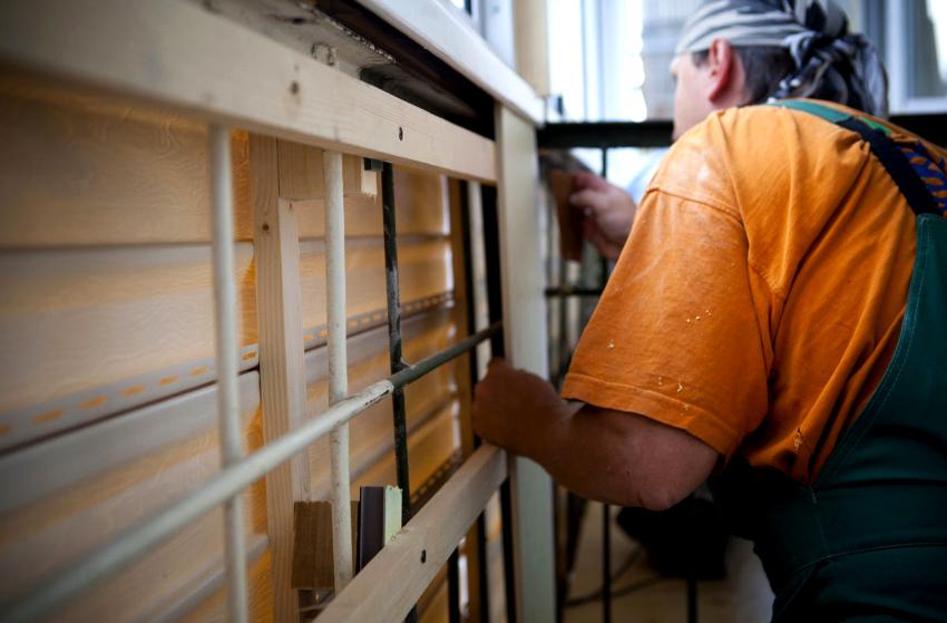 Для балконов закрытого типа рекомендуется выполнить качественное утепление