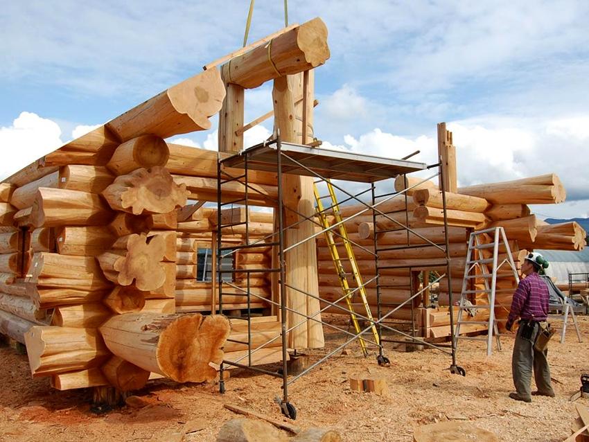Как правило, для соединения деревянных элементов используют специальные нагели