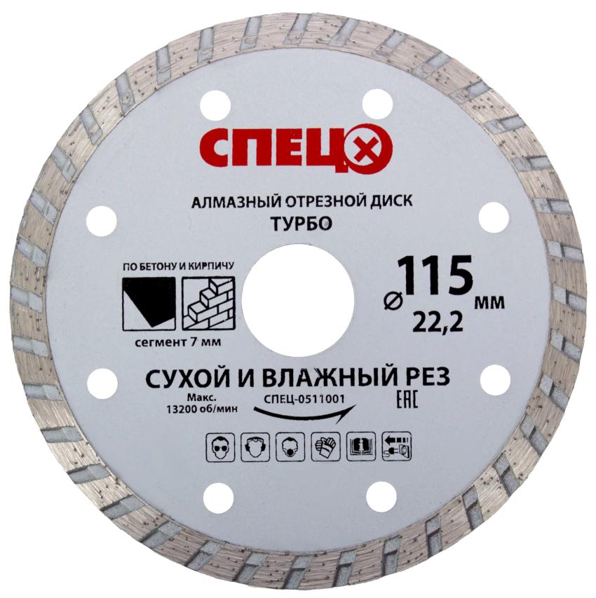 Для болгарок с малой мощностью устанавливаются диски диаметром 115 мм