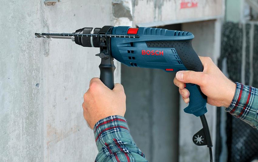 Электрический дрель-шуруповерт Bosch GSR 6-25 TE 2011 Case имеет высокую мощность