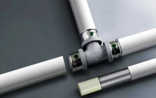 Фитинги для пластиковых труб: ассортимент конструктивных элементов