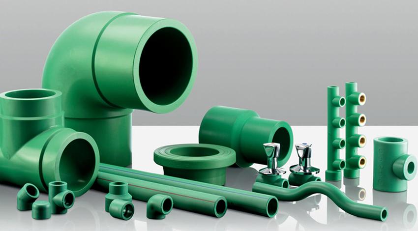 Бренд Wаvin Ecoplаstic производит высококачественные фитинги для полипропиленовых труб
