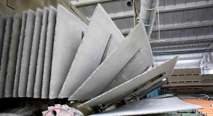 Компания Knauf производит ГВЛ листы высокого качества и в широком ассортименте
