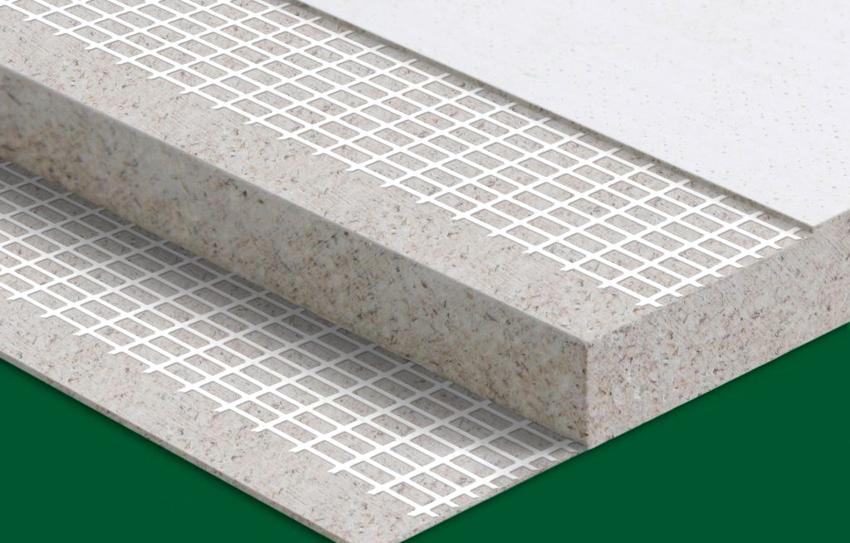 Преимуществами гипсового волокна является прочность, пластичность и однородная структура