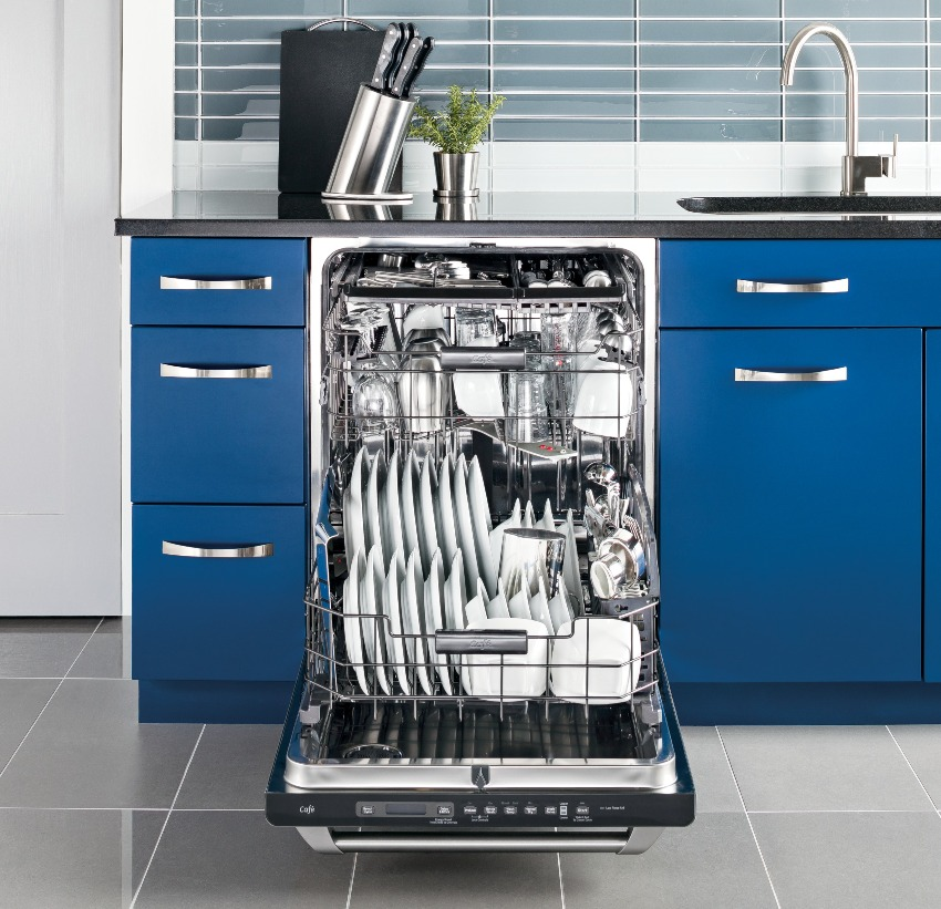 Выбирая посудомоечную машину нужно обязательно учитывать расход воды и электроэнергии