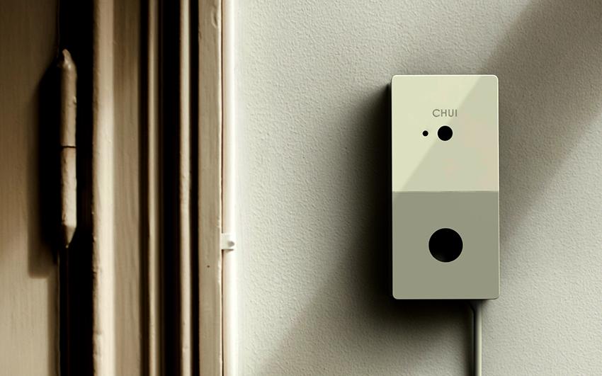 Электрический дверной звонок является самым распространенным вариантом