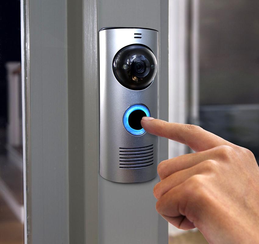 Современные дверные звонки могут быть проводными или беспроводными