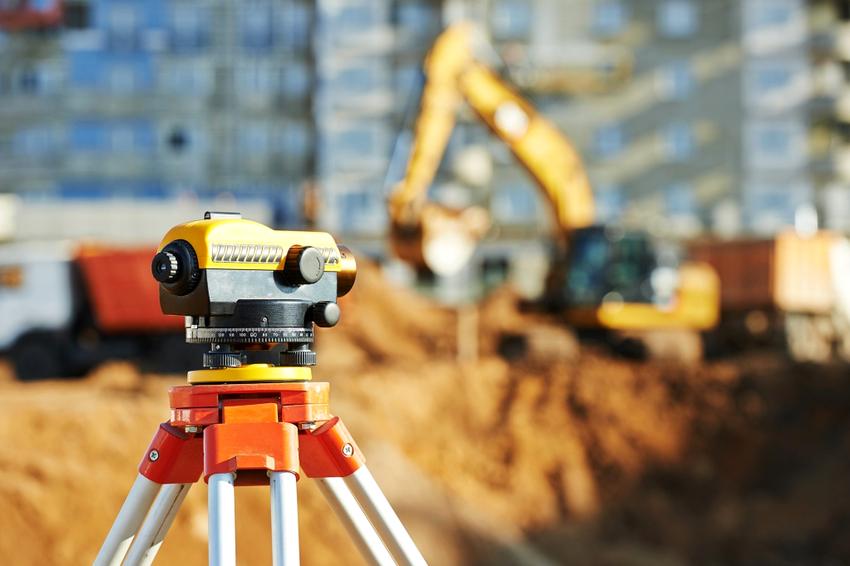 Главной задачей нивелира считается построение стабильной горизонтальной линии