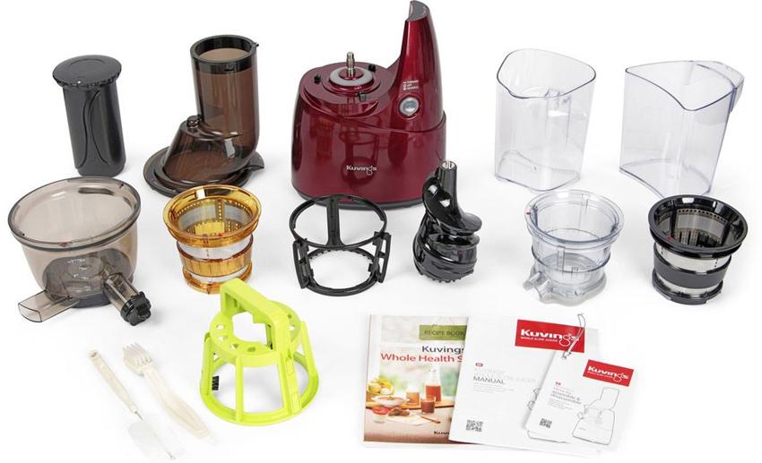 Простота конструкции соковыжималки и легкость в эксплуатации значительно облегчают процесс изготовления сока
