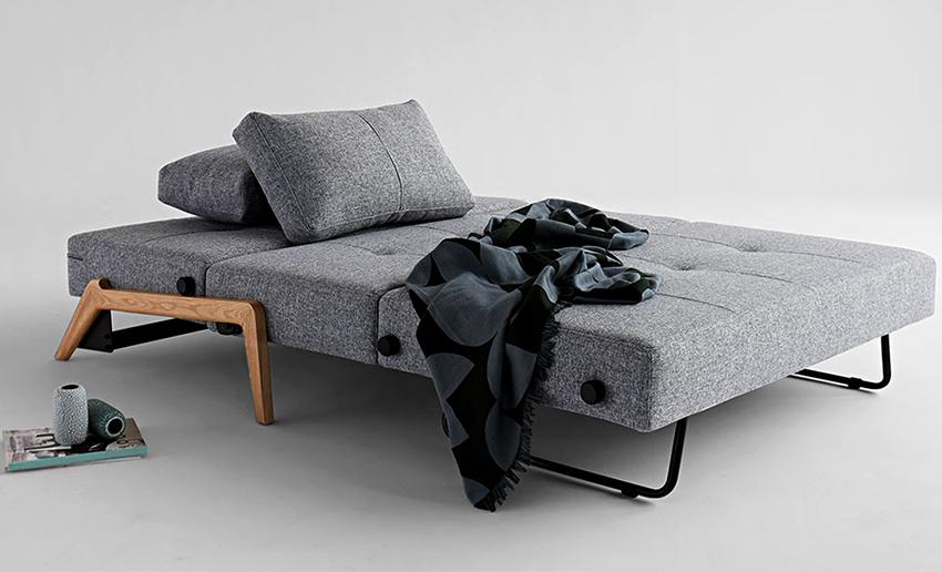 В первую очередь кресла-кровати отличаются механизмом трансформации